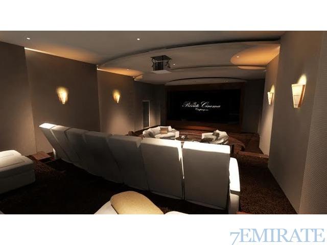 Professional Home theater setup-Dubai-Sharjah-Abu Dhabi