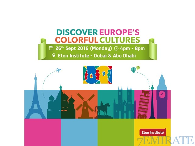 FREE EVENT: Eton Institute's European Day of Languages