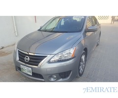 Nissan sentra RS for Sale in Dubai