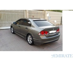 Beautiful Honda Civic 2007 for Sale in Dubai