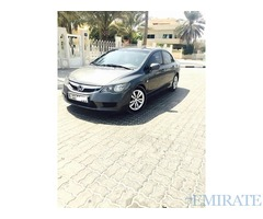 Honda Civic 2009 Cruise Control 2nd owner Accident Free for Sale