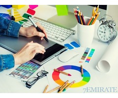 Digital Graphic Designer Required for Click Media Advertising