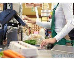 Immediately Required Cashier Retail store in Dubai Marina